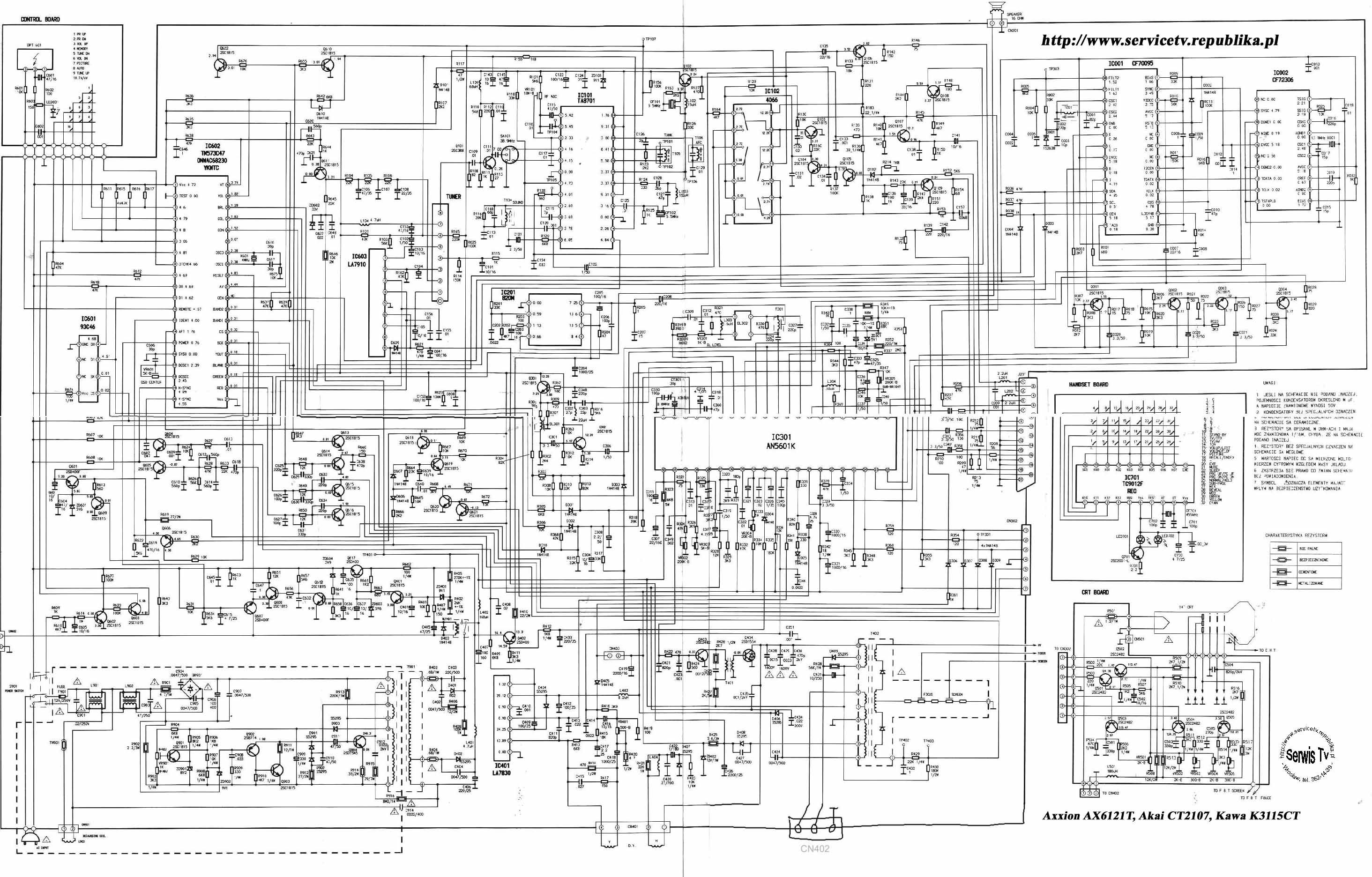 television schematics schematy tv rh schematy tripod com tv schematics free download tv schematic diagram download